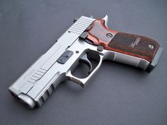 Sig P220 Elite Carry Stainless in .45acp Another beautiful gun.