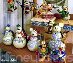 Jim Shore Disney Christmas