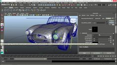 Maya tutorial: Creating normal and bright headlight controls   lynda.com