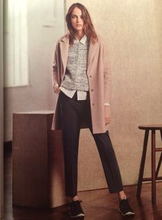 Autumn sport/elegant style, perfect for work #johnlewis