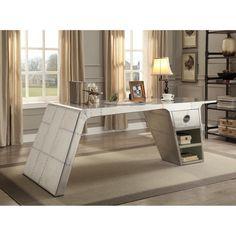 Acme Brancaster Aluminum Desk