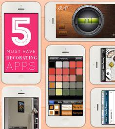 5 Must-Have Decorating Apps - Design*Sponge