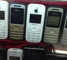 Este Nokia Cree Que Es Un IPhone