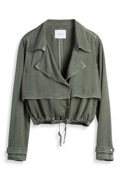 Stitch Fix Fall Styles: Cargo Jacket by GLA