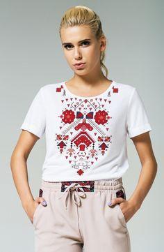 """Women's t-shirt """"Ornament"""""""