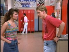 Saved by the Bell S2E06// http://www.thiessenpictures.com/