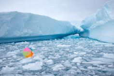 Antarctica, the white continent by Photographer Gray Malin