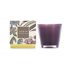Aerin Jacaranda Wood Candle   Scented Candle   Bungalow 55   Valentine's Day Gift Guide   Travelshopa
