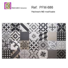 1000 images about carreaux de ciments on pinterest cement tiles tile and - Carreaux ciment patchwork ...