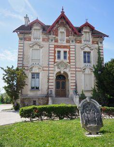 L'Isle sur la Sorgue, Provence France Pierre Gautier House