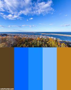 Fall+Shore+View+Color+Scheme
