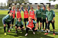 Futsal-Meister-Trainingswoche Darmstadt #hahohe