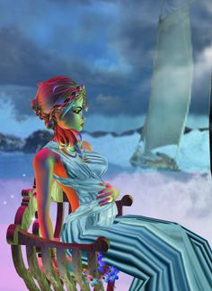 Penelope from the Greek mythology of The Odyssey.