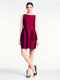 Celebrate the holidays in style with Kate Spade's Alanis Dress.
