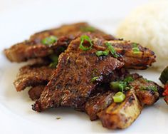 Korean BBQ Short Ribs and Kimchi   Chef J. Looney