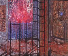 Oracle - Jimmy Ernst - WikiArt.org