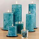 Brazilian Orchid Mottled Candles | World Market