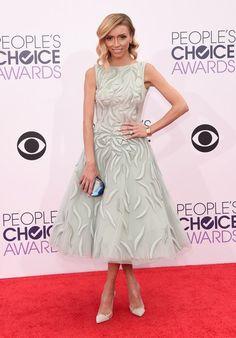 As roupas das famosas no People's Choice Awards 2015