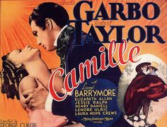 La Dama de las Camelias (Camille), de George Cukor, 1936