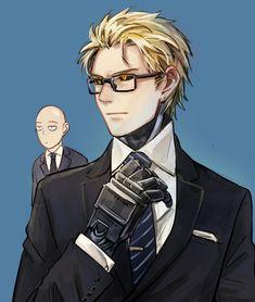"kadeart: ""  You should dress formally for the interview, sensei. """
