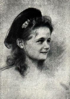 Tatiana by Kaulbach