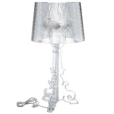 LexMod Bourgie Style Acrylic Table Lamp in Clear LexMod http://www.amazon.com/dp/B007QULNQW/ref=cm_sw_r_pi_dp_KUKNtb0Z1KG6BDP3