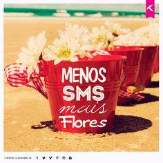 Mais flores, por favor... #inspiremoikana