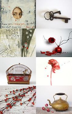 The Secret Garden by Kyana on Etsy--Pinned with TreasuryPin.com