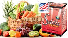 Солстик Нутришн - витаминно-минеральный растворимый напиток в пакетиках (стиках)