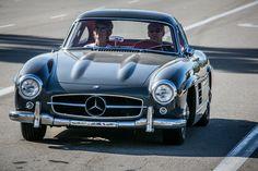Beautiful #300SL in La Quinta, CA.    Photo: Royce Rumsey