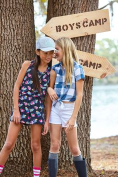 make this summer your best summer yet with your best friends at #CampFitch!