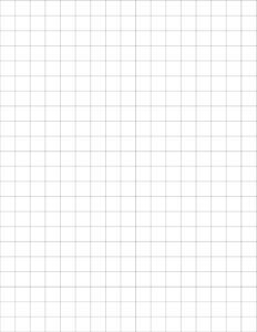 Free Printable Graph Paper - Paper Trail Design