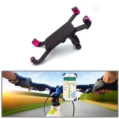 Bicycle+Phone+Holder+Clip+Stand+Mount+Bracket+For+iPhone+4+5s+6+plus+for+Samsung+s5+s6+edge+plus+s7