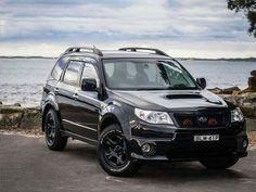 Subaru Forrester XT