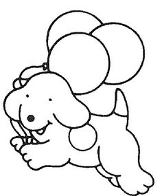 find this pin and more on drawing easy dog coloring pages - Easy Colouring Pages