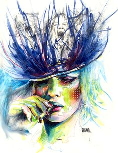 Minjae Lee.  one of my favorite artists right now.