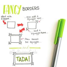 @__apsi__ (Apsi)   Sketchnoting tips and how to doodle   Started on 28.Feb.2016 ♡ ✉ TheRevisionGuide@gmail.com