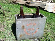 Vintage Milk Jug Container
