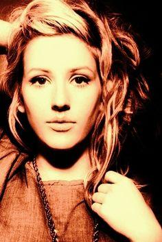 Ellie Goulding, g o r g e o u s !!