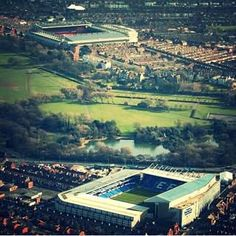 Munich, Milan and Roma groundshare, so why can't Liverpool and Everton? Liverpool Fc, Merseyside Derby, Distance, Image Foot, Everton Fc, Munich, Milan, Dolores Park, England