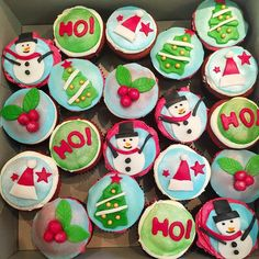 KEEP CALM and EAT CUPCAKES... made by #happybakerdelights