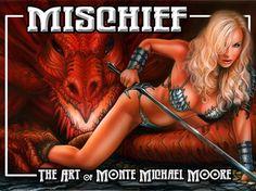 Mischief: The Art of Monte M. Moore