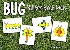 bug theme for preschool teachers | bug-pattern-block.png