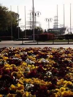 Skwer Kosciuszki | Kosciuszko Square |  fot. Iwona Kmiecik