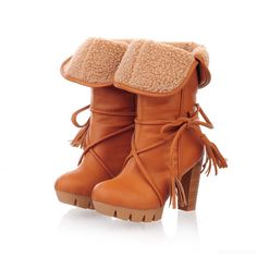 Brief Fashional Easy-Matching Half Boot : Online Clothing Stores, Cheap Clothes,Online Clothes Shopping