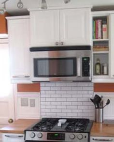 I wish I could post pictures, but I don't have the equipment right now. Plus, nothing is installed. We will have white-ish, recessed panel framelss cabinets and jet mist honed counters. We are going for a simple and hopefully timless look. I know I want 3x6 subway tile on our backsplash, but i have ...