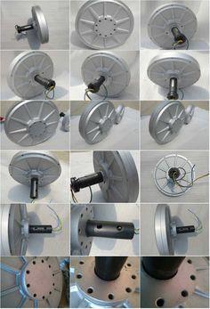 Mini Wasserkraft Wasser Generator Strom Sparen Micro Hydro Generator 90 Grad