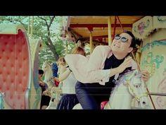 PSY - GANGNAM STYLE (강남스타일) M/V Making Film