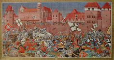 Peiner: Siege of Marienburg