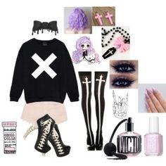 ☠ Pastel goth ☠